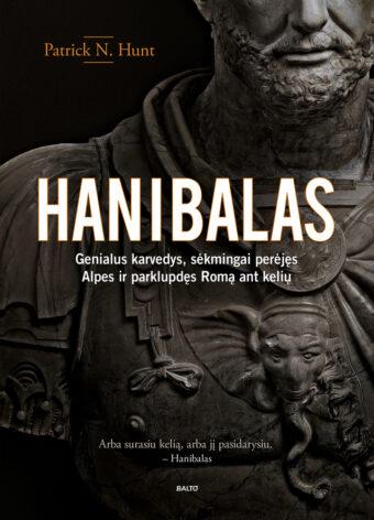 Hanibalas – Patrick N. Hunt