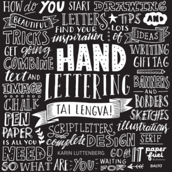Handlettering – Karin Luttenberg
