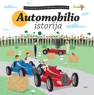 Automobilio istorija – Oldřich Růžička