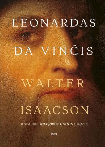 Leonardas Da Vinčis – Walter Isaacson