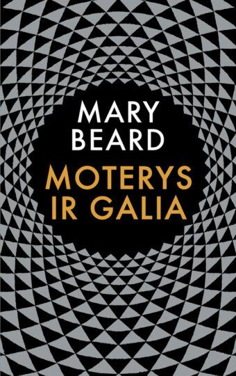 Moterys ir galia – Mary Beard