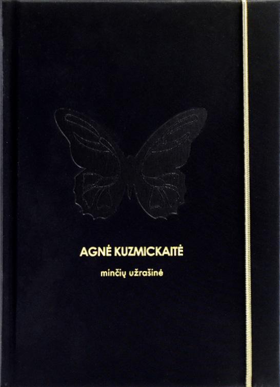 Balto leidybos namai - Agnės Kuzmickaitės užrašinė