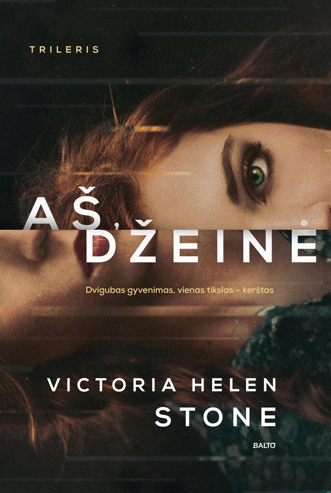 Balto leidybos namai - Aš Džeinė - Victoria Helen Stone