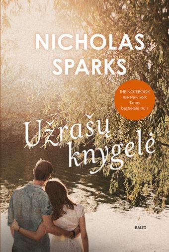 Užrašų knygelė – Nicholas Sparks