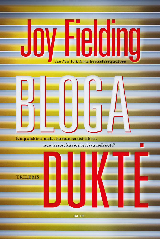 Bloga duktė - Joy Fielding