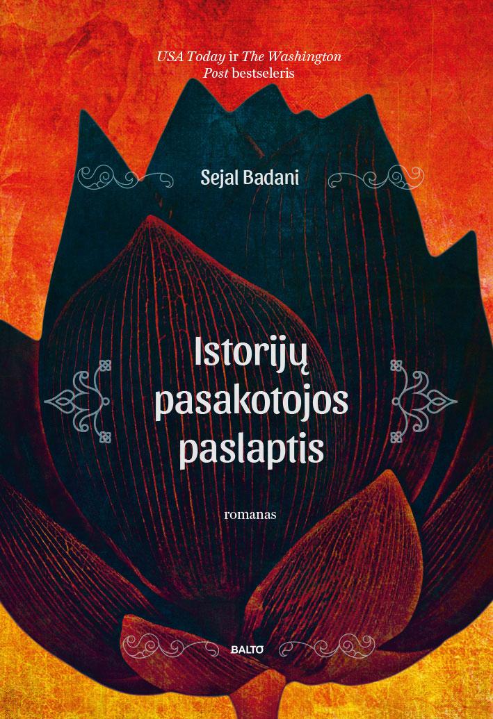 Istorijų pasakotojos paslaptis - Sejal Badani
