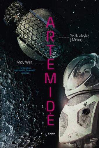 Artemidė – Andy Weir