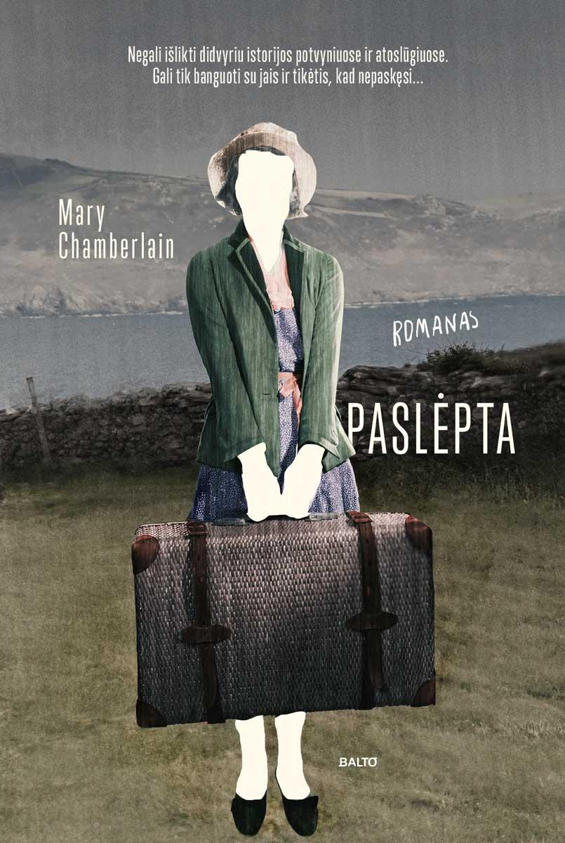 Paslėpta - Mary Chamberlain