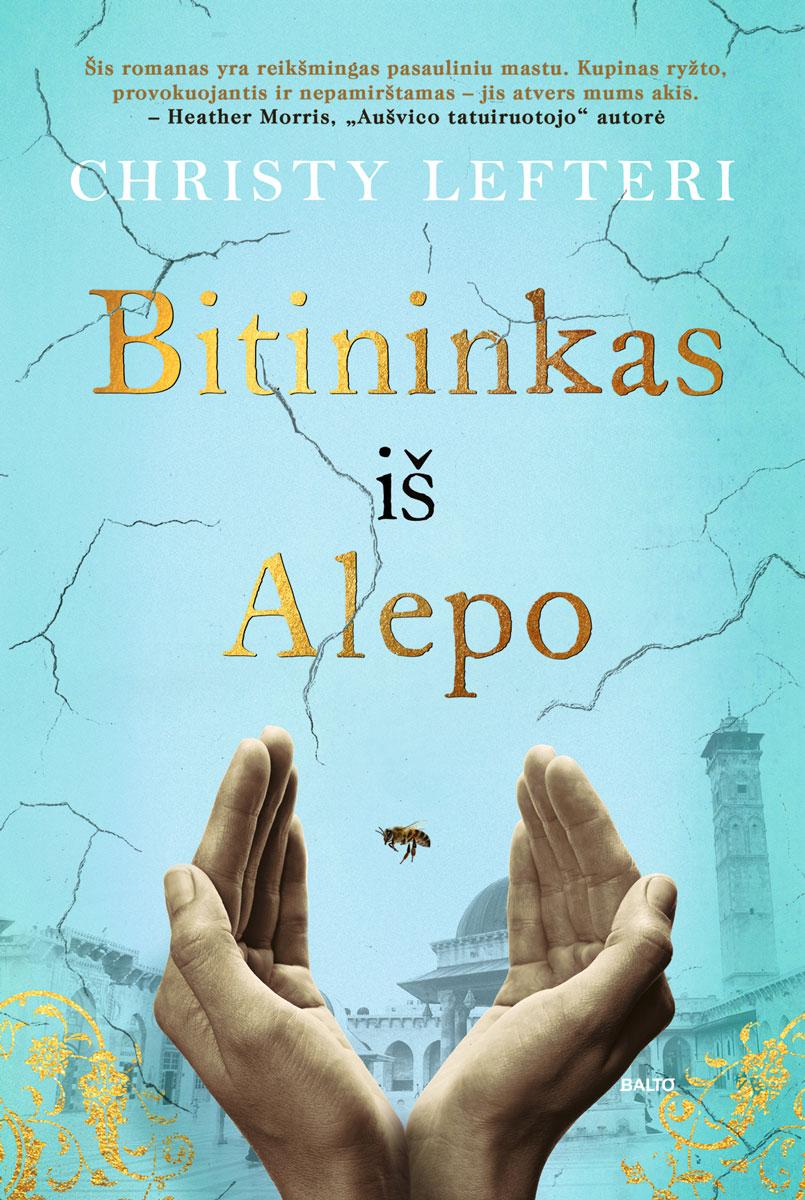 Bitininkas iš Alepo - Christy Lefteri
