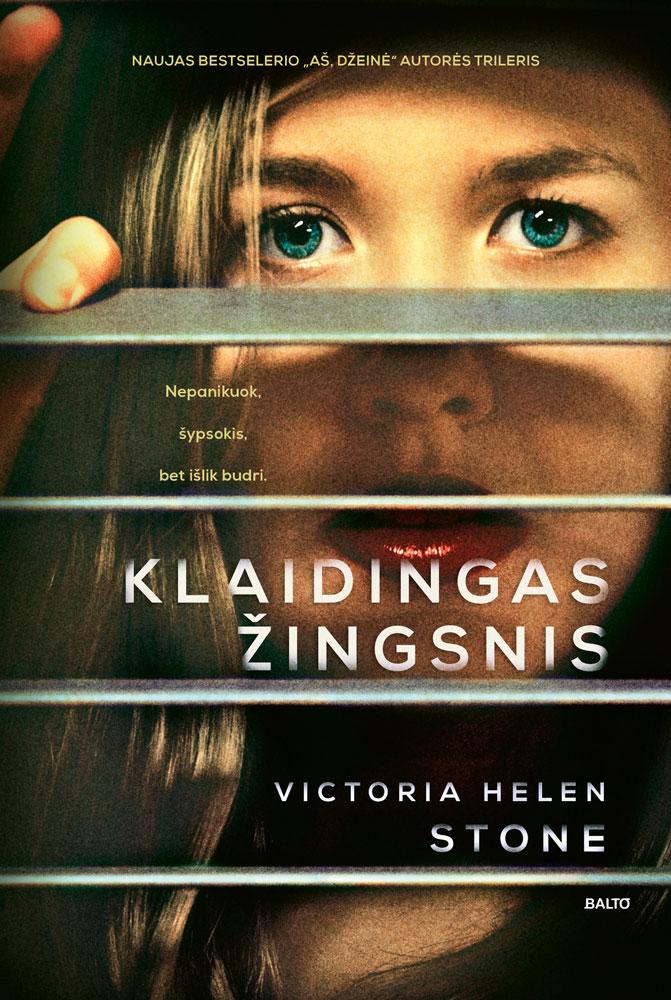 Klaidingas žingsnis - Victoria Helen Stone