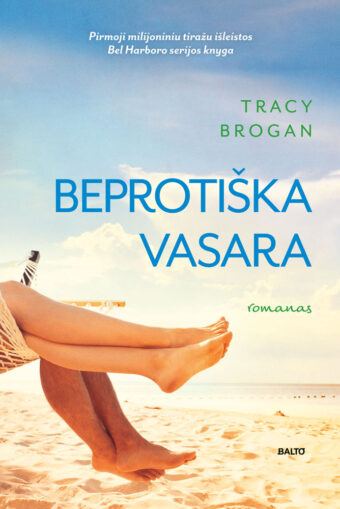 Beprotiška vasara – Tracy Brogan