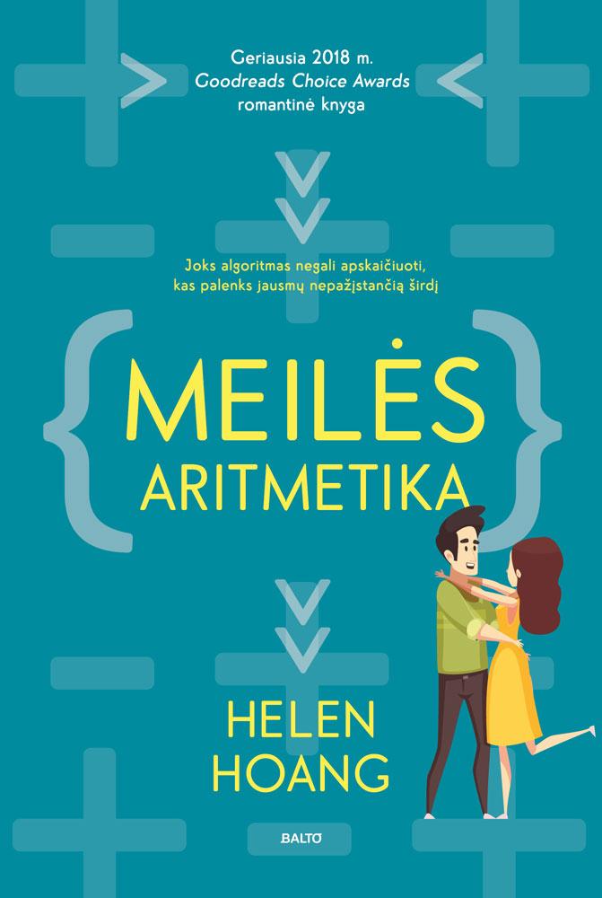 Meilės aritmetika - Helen Hoang - Balto leidybos namai