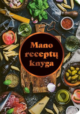 Mano receptų knyga