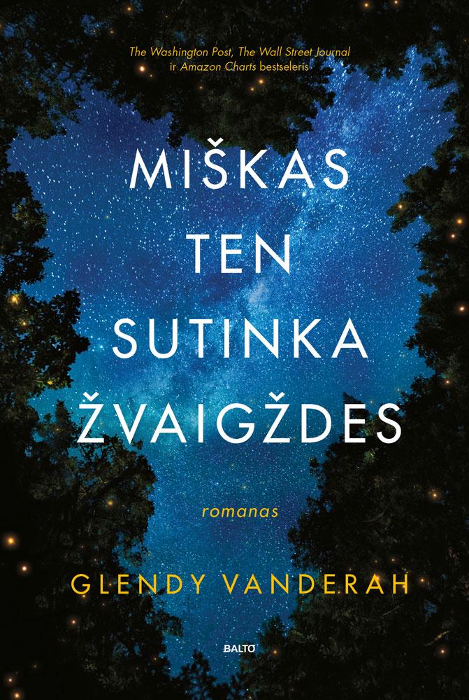 Miškas ten sutinka žvaigždes - Glendy Vanderah