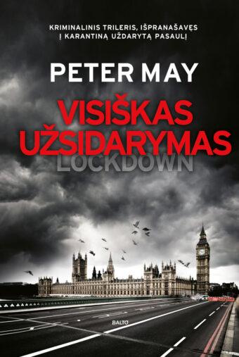 Visiškas užsidarymas – Peter May