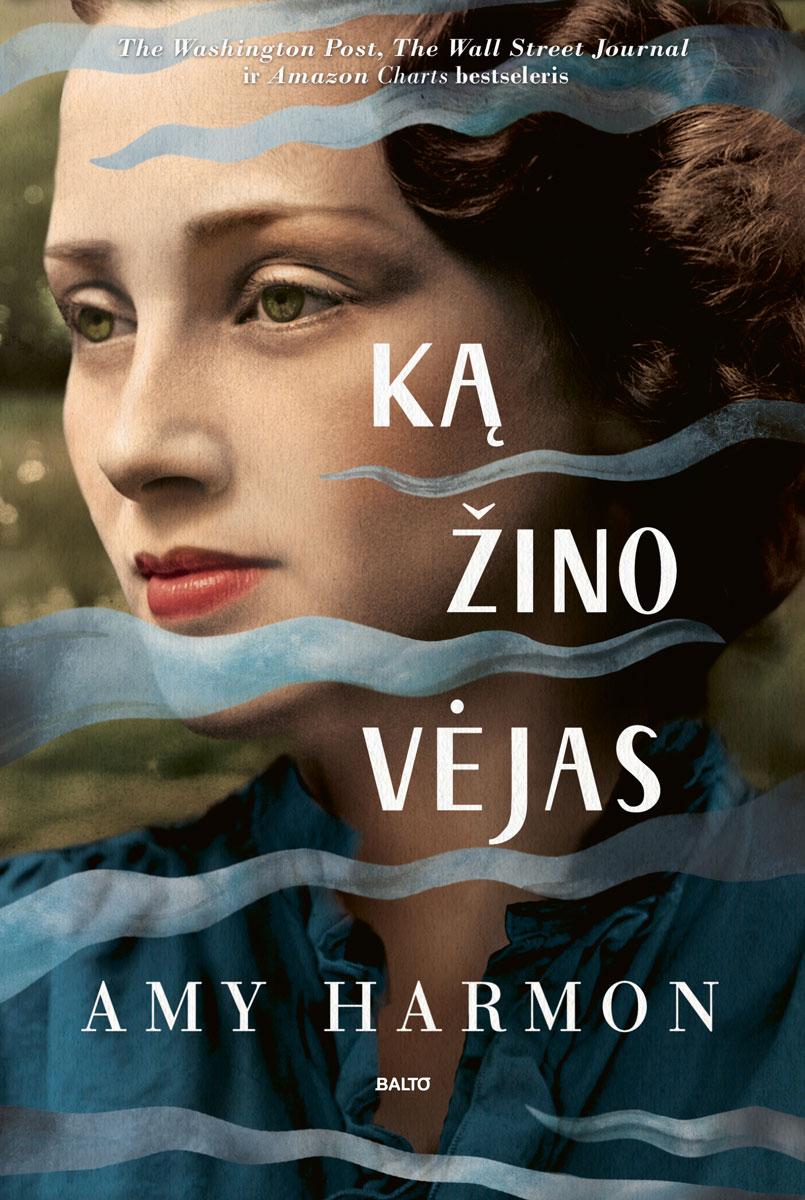 Balto leidybos namai - Ką žino vėjas – Amy Harmon