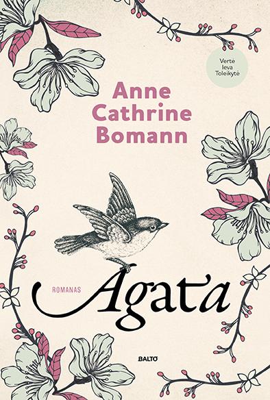 Agata - Anne Cathrine Bomann, BALTO leidybos namai