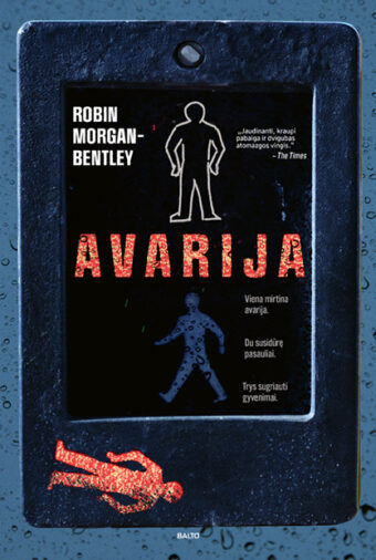 Avarija – Robin Morgan-Bentley