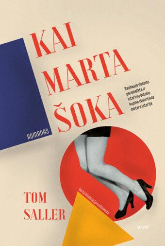 Kai Marta šoka – Tom Saller